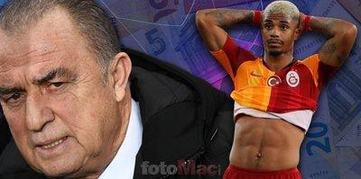 Galatasaray'ı yıkan tablo: Milyonlarca Euro böyle havaya uçtu!