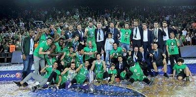 Darüşşafaka Avrupa şampiyonu!