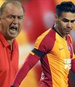 Fatih Terim'den olay Falcao açıklaması! Biletini kesti