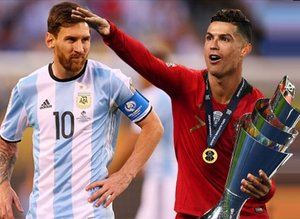 'Lionel Messi dik duramadı!' Cristiano Ronaldo...
