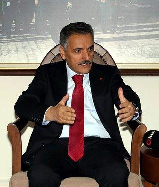 Ertuğrul Sağlam, Samsunspor'da şampiyonluk istiyor!