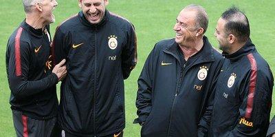 Galatasaray'da Hasan Şaş: Devler Ligi'ni kazanacağız