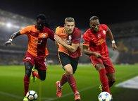 Galatasaray'ın dünyaca ünlü golcüleri Kadıköy'de galibiyet görmedi!