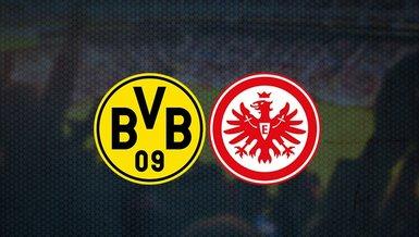 Borussia Dortmund-Eintracht Frankfurt maçı ne zaman, saat kaçta ve hangi kanalda CANLI yayınlanacak?