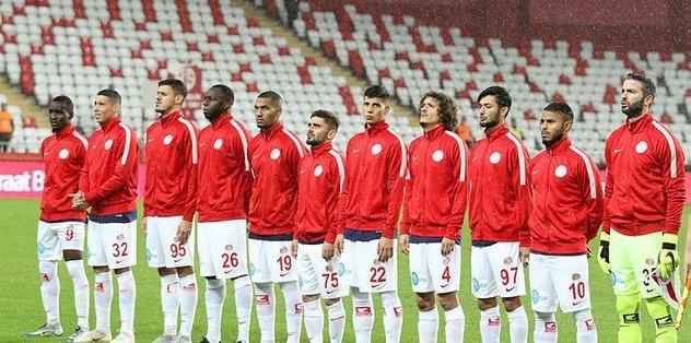 Antalyaspor, Bursaspor maçına hazır