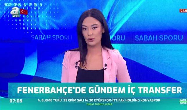 Fenerbahçe'de gündem içi transfer