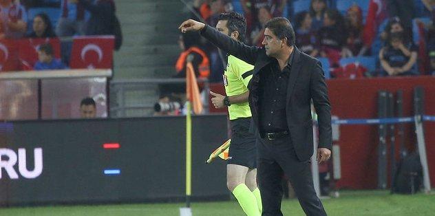 Trabzonspor'un başarılı gidişatında Ünal Karaman imzası