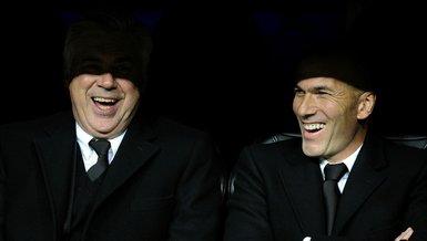 Carlo Ancelotti Real Madrid'de!