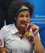 Kadınlardan 2 gümüş, 2 bronz madalya