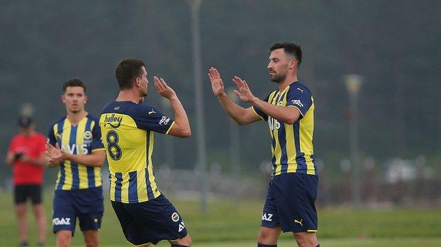 Son dakika Fenerbahçe haberleri   Vitor Pereira'dan Sinan Gümüş kararı!