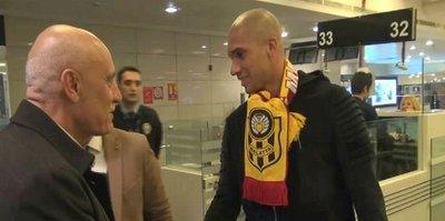 Doria İstanbul'a geldi!