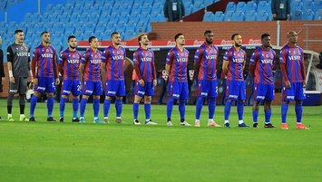 Trabzonspor'un forvetleri suskun kaldı!