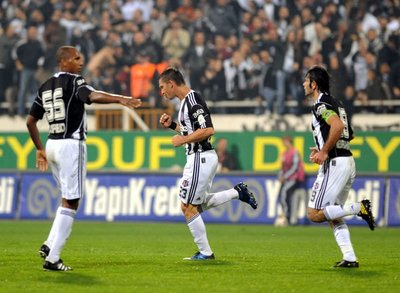 Beşiktaş - Konyaspor Spor Toto Süper Lig 13. hafta maçı