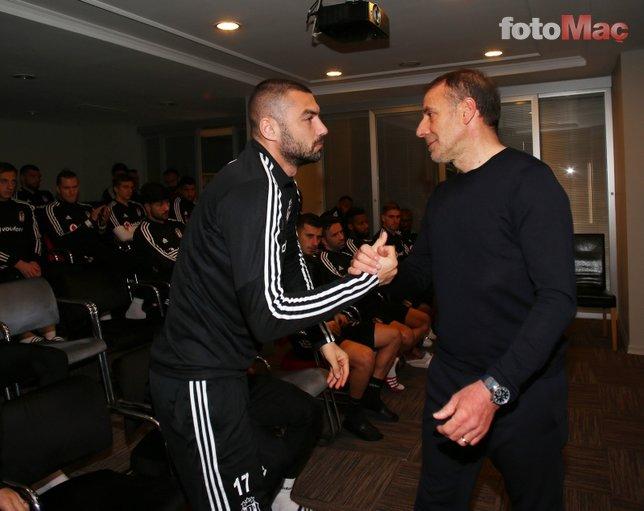 İşte Göztepe-Beşiktaş maçının muhtemel 11'leri