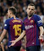 Barcelona'dan Alba'ya yeni sözleşme