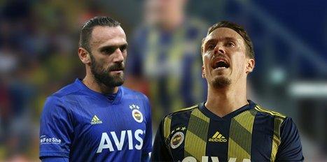 Belli oldu! Vedat Muriç ve Max Kruse...