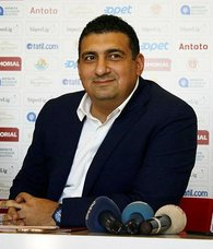 Antalyaspor Başkanı Ali Şafak Öztürk: Çok daha iyiyiz