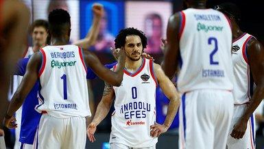 Anadolu Efes advance to Turkish Airlines EuroLeague final