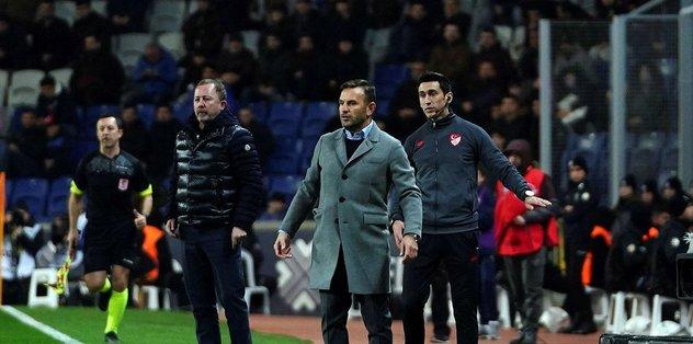 Okan Buruk: Beşiktaş bizden daha iyiydi