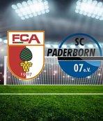 Augsburg-Paderborn maçı muhtemel 11'ler!