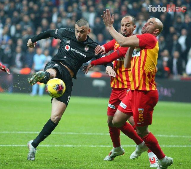 Beşiktaş'ta Abdullah Avcı'dan taraftara mesaj!