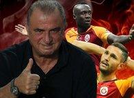 Fatih Terim onayı verdi Galatasaray golcüsünü buldu! Ne Andone Ne Diagne...