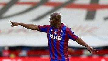 Trabzonspor'da Nwakaeme suskun kaldı!