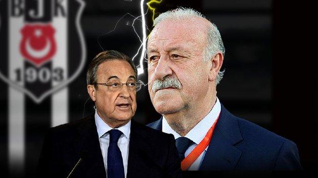 Real Madrid Başkanı Florentino Perez'den Vicente del Bosque'ye şok sözler! Ses kayıtları sızdırıldı
