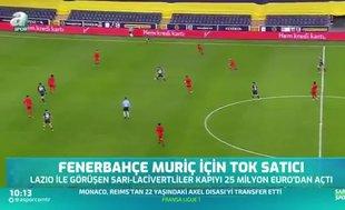 Fenerbahçe Muriqi için tok satıcı