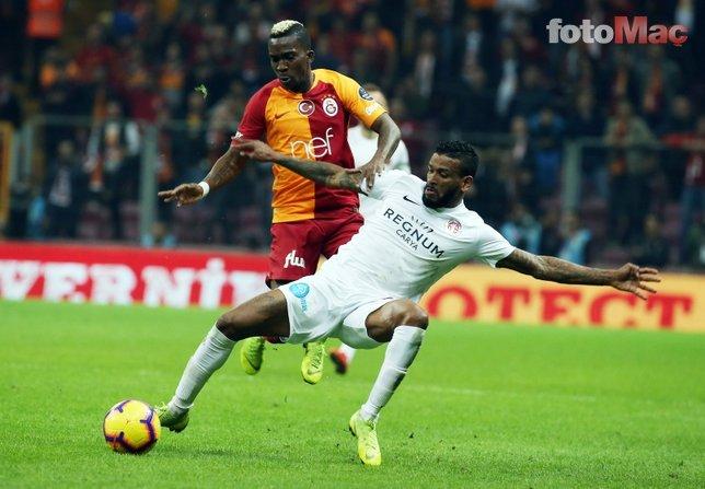 Galatasaray'da puan kaybetmek yasak: İşte Aslan'ın 11'i!