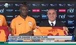 Galatasaray'ın Diagne'yi satma planı