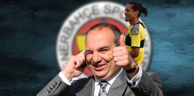 """Başkan resmen açıkladı! """"Fenerbahçe ile anlaştık"""" - Futbol -"""