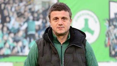 Giresunspor Teknik Direktörü Hakan Keleş: Şampiyonluğa inanıyoruz!