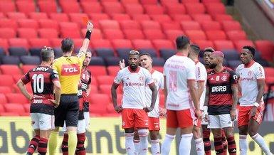 Brezilya'da olay kırmızı kart! Şampiyonu belirleyecek