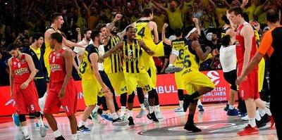 Fenerbahçe'nin zaferi Yunan basınında