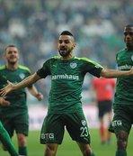 Timsah, Konya'yı deplasmanda devirdi!