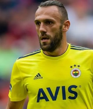 Fenerbahçe'ye kötü haber geldi! Vedat Muriç... Son dakika haberleri