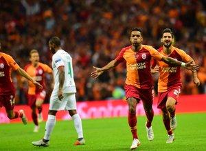 Galatasaray - L.Moskova maçından kareler!