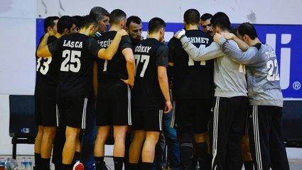 Beşiktaş Aygaz Alingsas'a konuk
