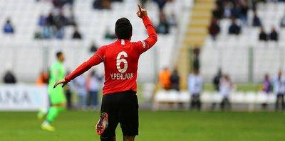 Gençlerbirliği Kayserispor maçının hazırlıklarını sürdürdü