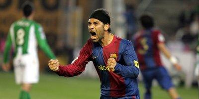 Barça'nın eski yıldızına uyuşturucu suçlaması