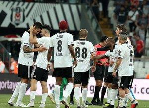 İşte Beşiktaş'ın BB Erzurumspor karşısındaki muhtemel 11'i