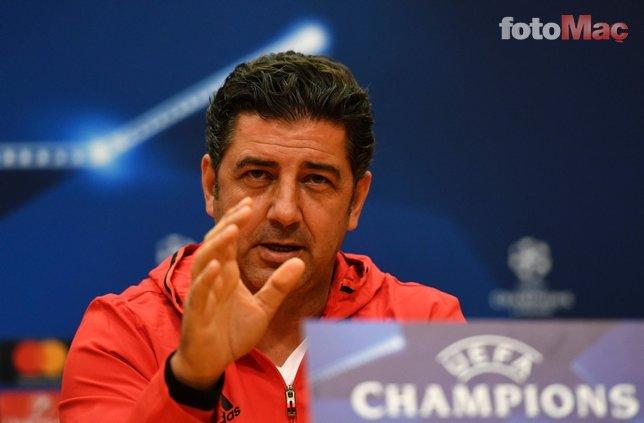 Flaş iddia! Fenerbahçe Rui Vitoria ile anlaştı ve...