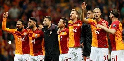Galatasaray 5 maç sonra