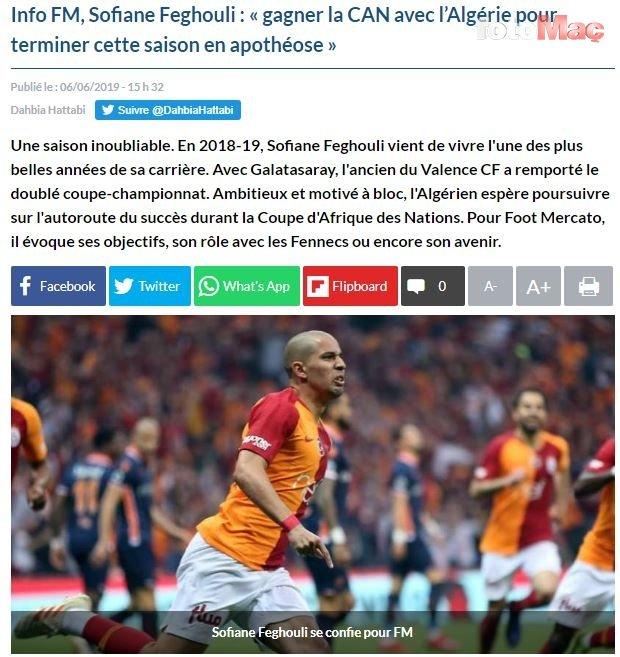 Galatasaraylı yıldız açıkladı: Sezon başında beni göndermek istediler