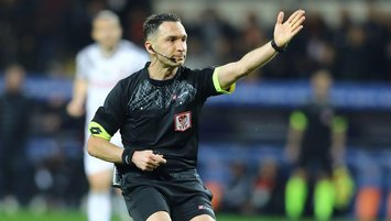 UEFA'dan Abdulkadir Bitigen'e görev!