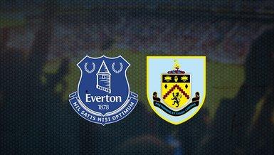 Everton - Burnley maçı ne zaman, saat kaçta ve hangi kanalda canlı yayınlanacak?   İngiltere Premier Lig
