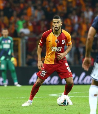 Galatasaray'da Belhanda ile yol ayrımı! Rakam da tamam