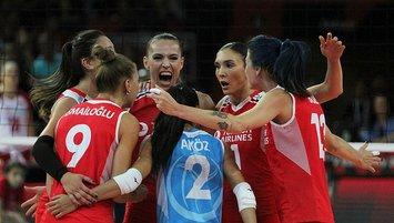 Türkiye Arjantin voleybol maçı ne zaman, saat kaçta?