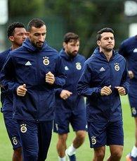 Fenerbahçe Dinamo Zagreb maçı hazırlıklarına başladı